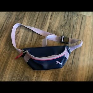 Puma Fanny Pack Travel Pack Navy
